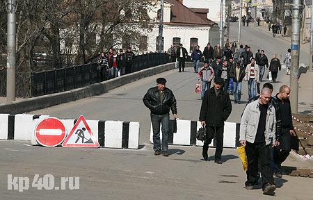 Руководство Калуги в срочном порядке прорабатывает новые схемы движения общественного транспорта.