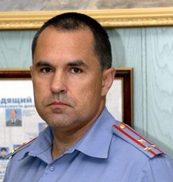 Начальник ГИБДД по Калужской области