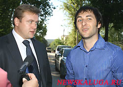 Прораб жаловался Любимову на плохое финансирование