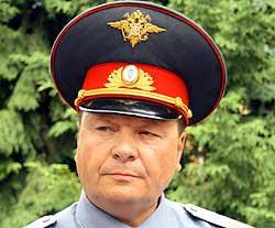 Генерал-майор милиции Олег ТОРУБАРОВ.
