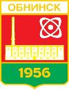 Герб города Обнинска