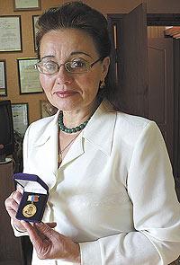 директор библиотеки Мария Коновалова