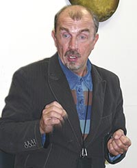 Директор калужского Драмтеатра Александр КРИВОВИЧЕВ