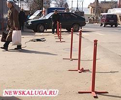 Городские власти обещали открыть улицу Дзержинского для проезда в конце сентября