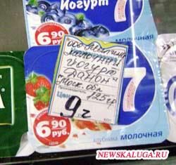 Цены в Калуге сдержат карательными методами