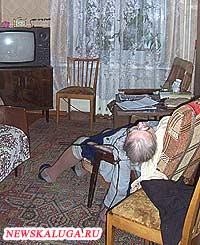 бийца хладнокровно задушил собственную бабушку