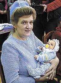 калужанка Ольга Андреевна Скорнякова