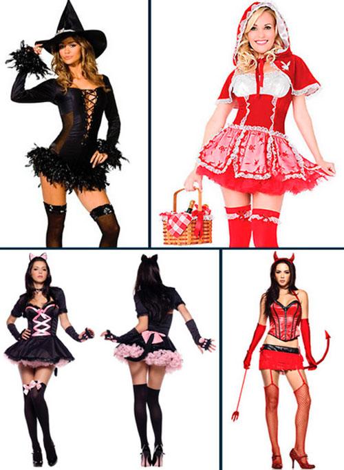 Красивые костюмы своими рука на хэллоуин