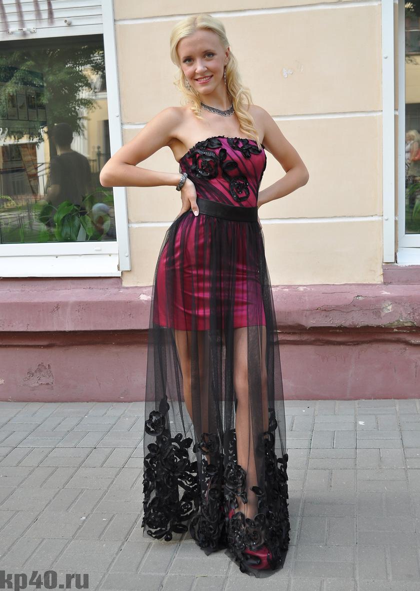 Платье длинное калуга