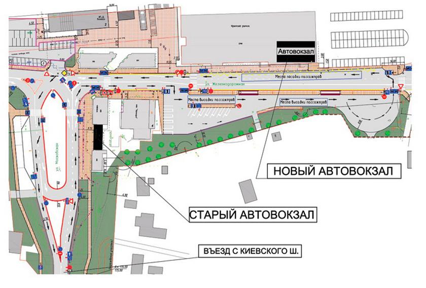 Расписание автовокзалов и автостанций Калужской