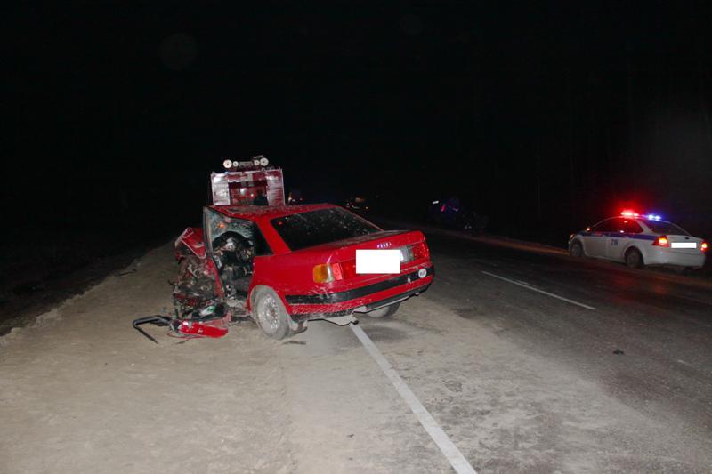 Авария 2 декабря 2016 года калужская область
