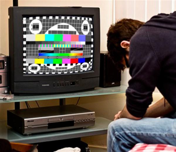 На Украине отключат теле- и радиовещание