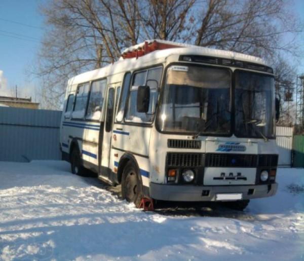 Калужские автобусы перешли на