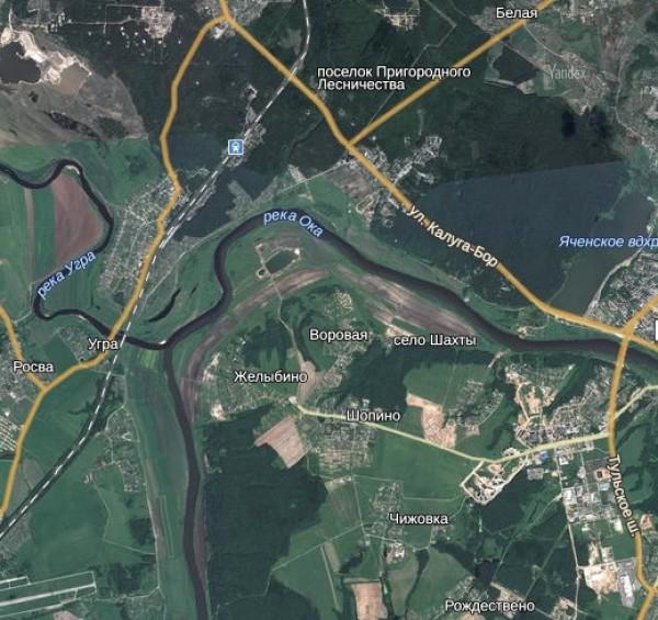 Проект новой дороги «Секиотово