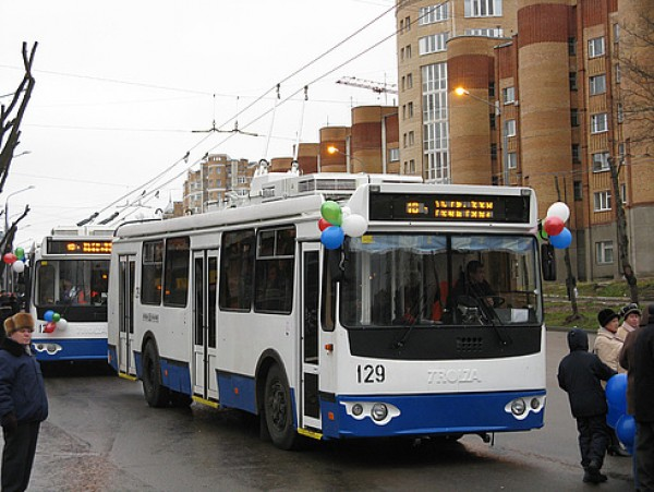 Маршрут 18 троллейбуса продлят