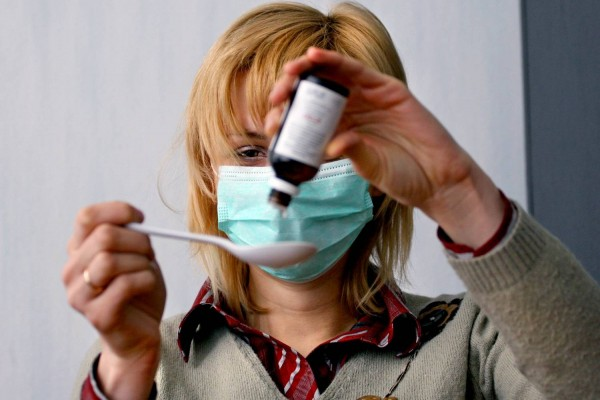 Минус 14% эпидемия гриппа пошла на спад