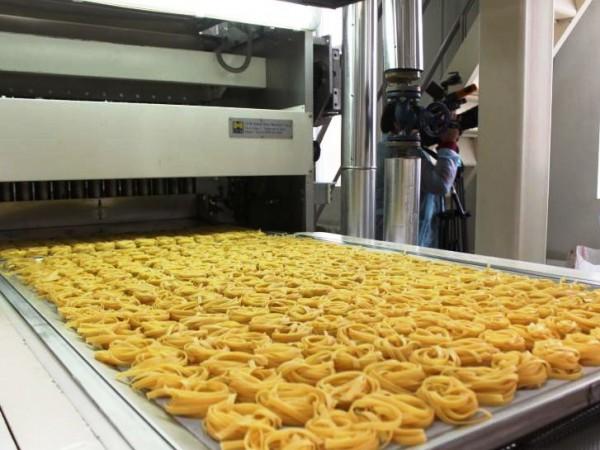 Первая макаронная фабрика спб оборудование
