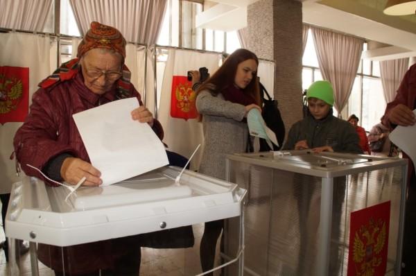 ВНижегородской области проголосовало 13,9% избирателей