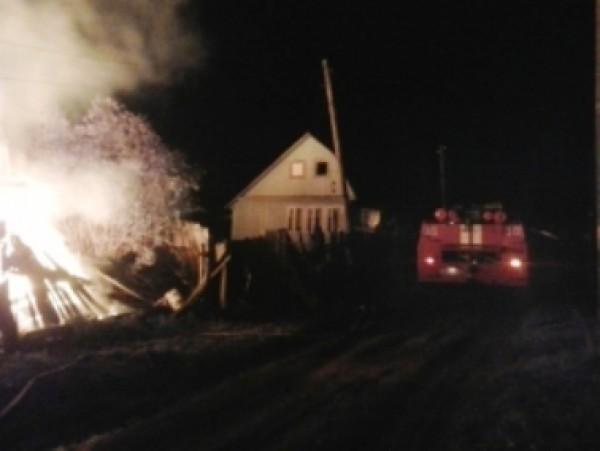 Супруги сгорели живьем всвоем доме вКалужской области