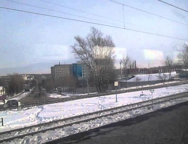 Поезд разрезал пополам мужчину, перебегавшего пути настанции вКалуге