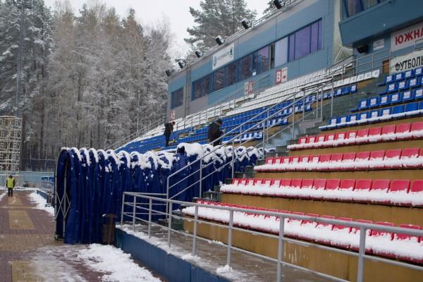 Брянское «Динамо» согласилось перенести матч вЛипецке навесну