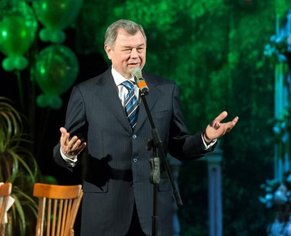 Артамонов предложил всем калужанам скинуться настроительство парка наместе рынка