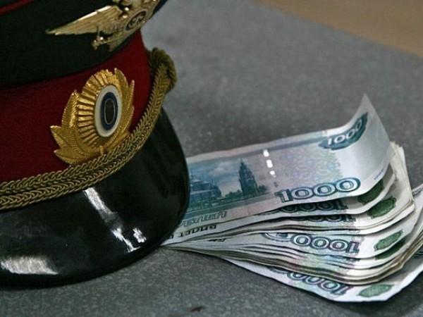 ВКалуге арестован глава уголовного розыска регионального МВД