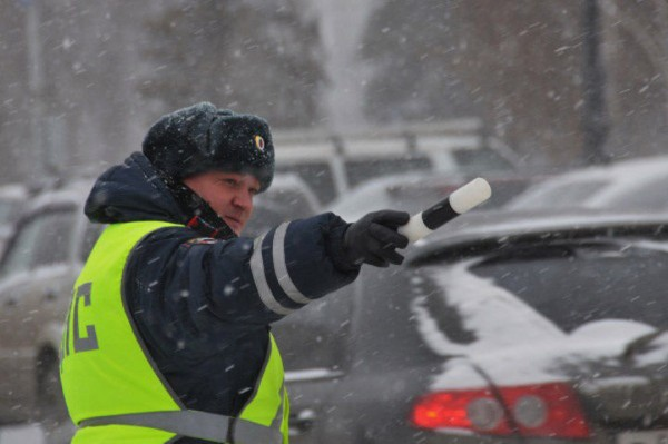 Массовые проверки водителей натрезвость пройдут нафедеральной трассе вКалужской области