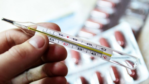 Занеделю неменее  3500 человек заболели ОРВИ