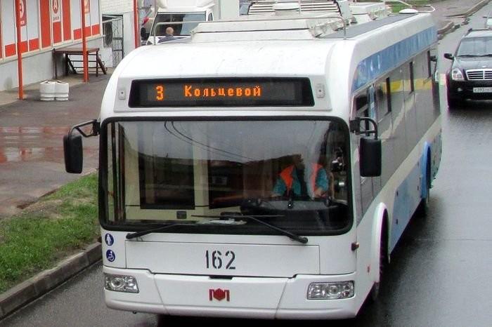 Проезд вкалужском троллейбусе будет дешевле