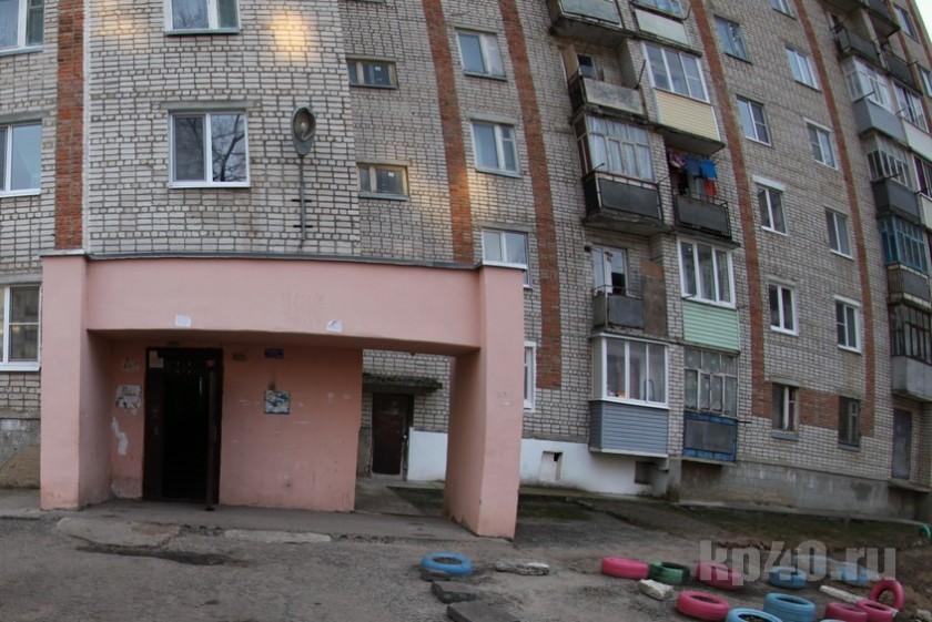 ВКалужской области рецидивист зарезал 15-летнего сына