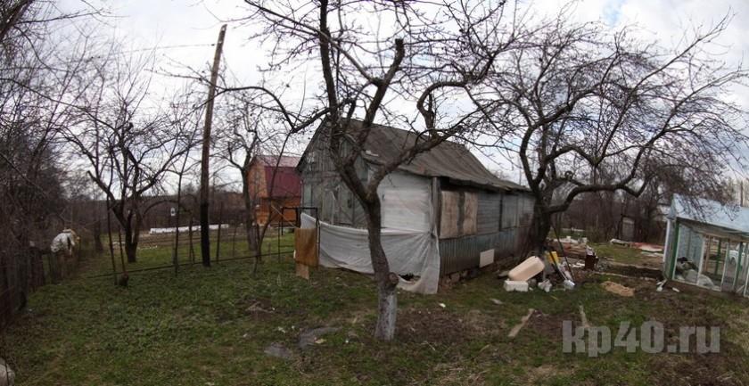 Пропавший без вести калужанин был найден насобственной даче