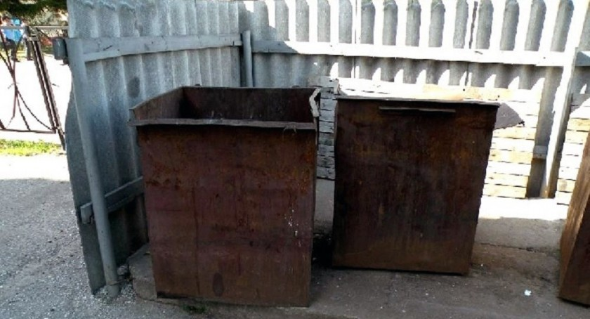 Жительница Обнинска нашла малыша вмусорном контейнере