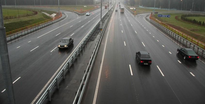 НаКиевской трассе повысили высокоскоростной режим