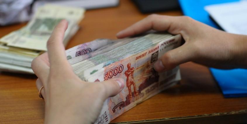 Средняя заработная плата вУкраинском государстве сократилась на3,1%