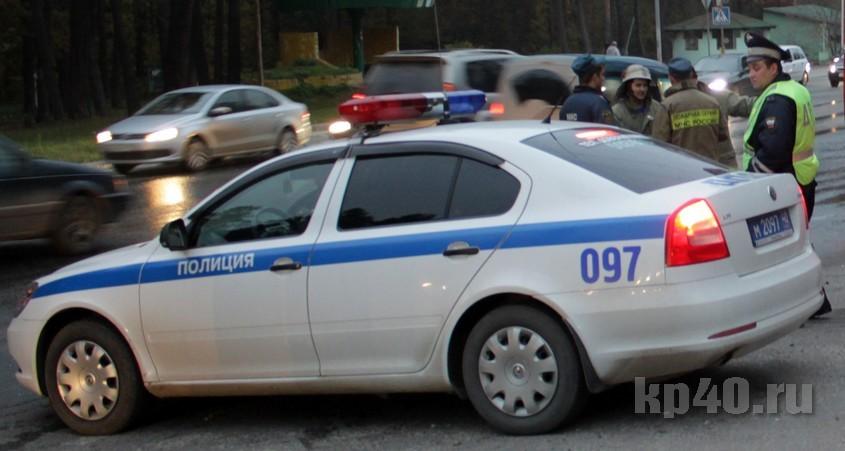 4  дня вКалужской области пешеходы будут под внимательным  наблюдением служащих  ГИБДД