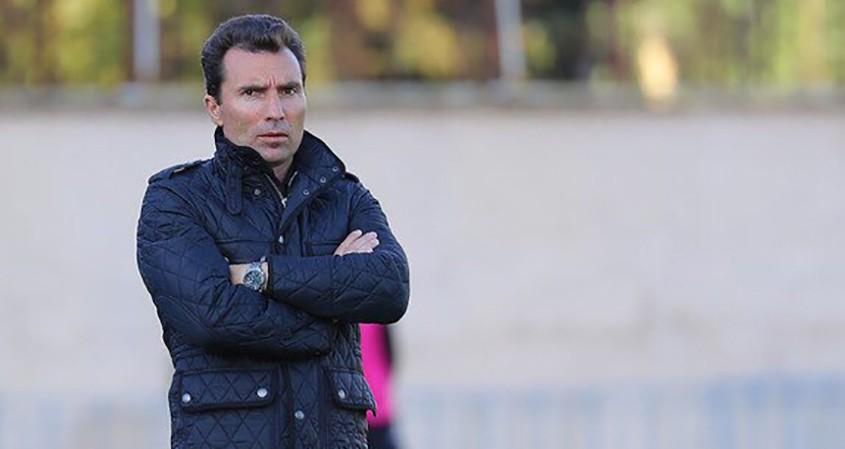 Григорян покинул пост основного тренера «Арарата»