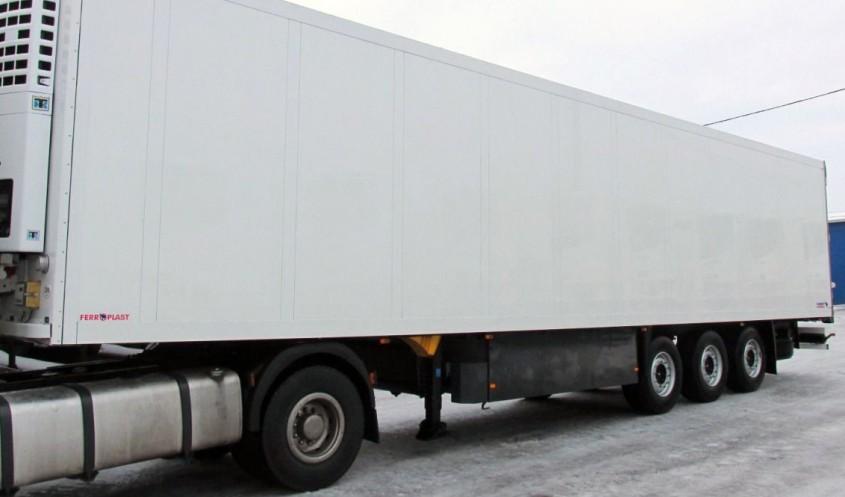 ВПетербурге неизвестные похитили 20 тонн мяса соптовой базы