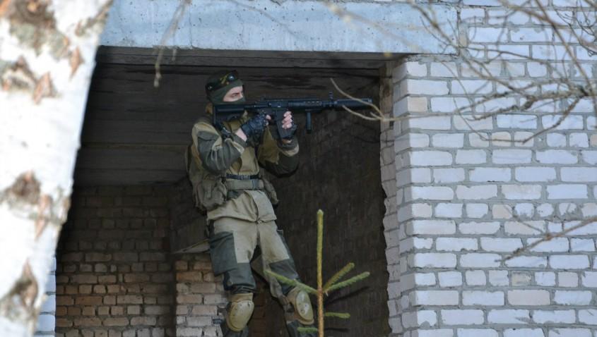 Выходец изКалужской области подорвался намине наДонбассе