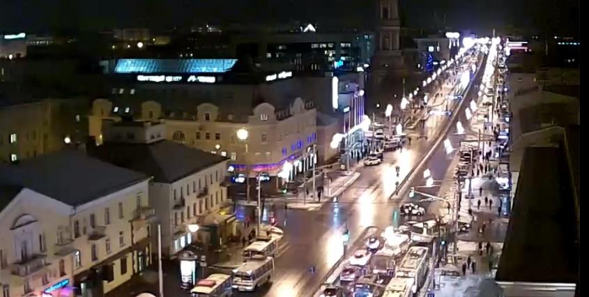 ВКалуге вновь массово эвакуировали жителей