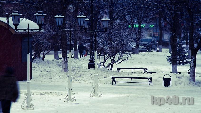 ВКазани навыходных пройдет небольшой снег