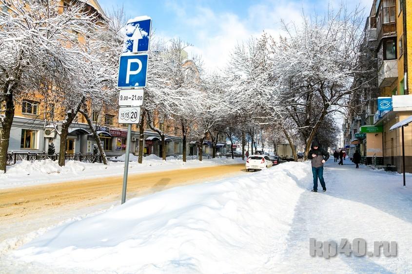 Прокуратура предъявила горуправе претензии по уборке улиц от снега