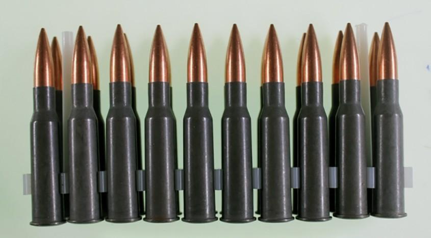 Практически 19 тыс. патронов изъято оперативниками укалужанина