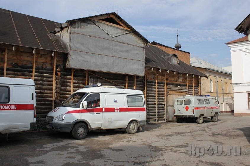 Главврач увольняется из калужской «Скорой помощи»