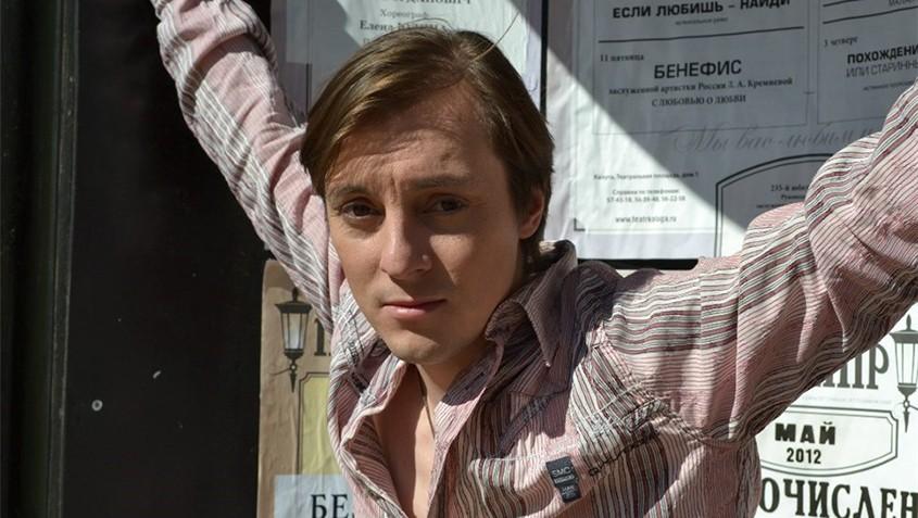 Скончался актёр Александр Зоточкин
