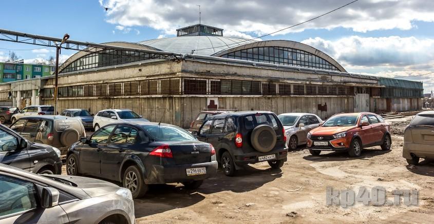 Театр на месте рынка запроектируют за 24 миллиона