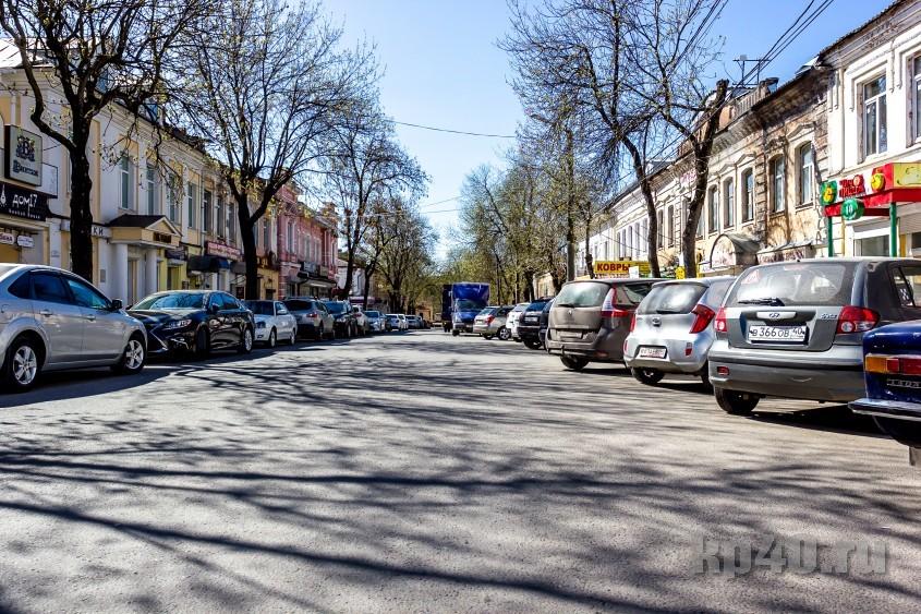 Ударим осью: что хотят сделать со старейшей улицей Калуги