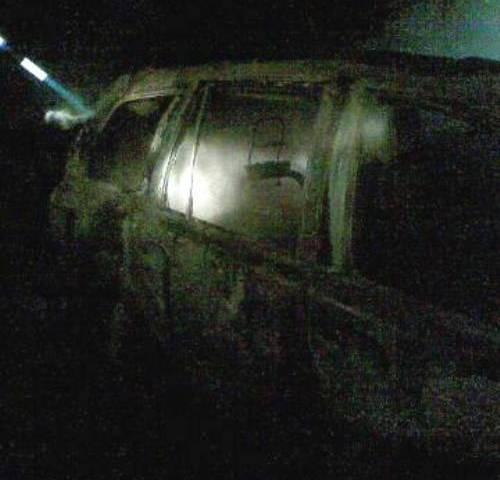 авария вольво и автобус 22.05.2014