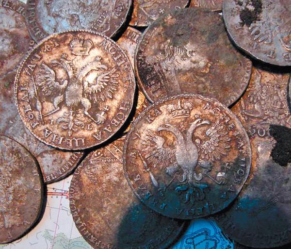 Клады наполеона редкие разновидности монет цена