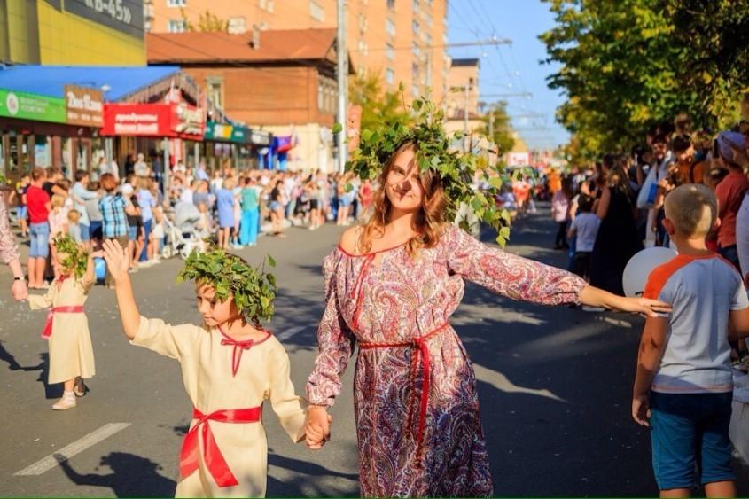 Смотреть День города Калуга в 2019 году. Какого числа, сколько лет, мероприятия, салют видео